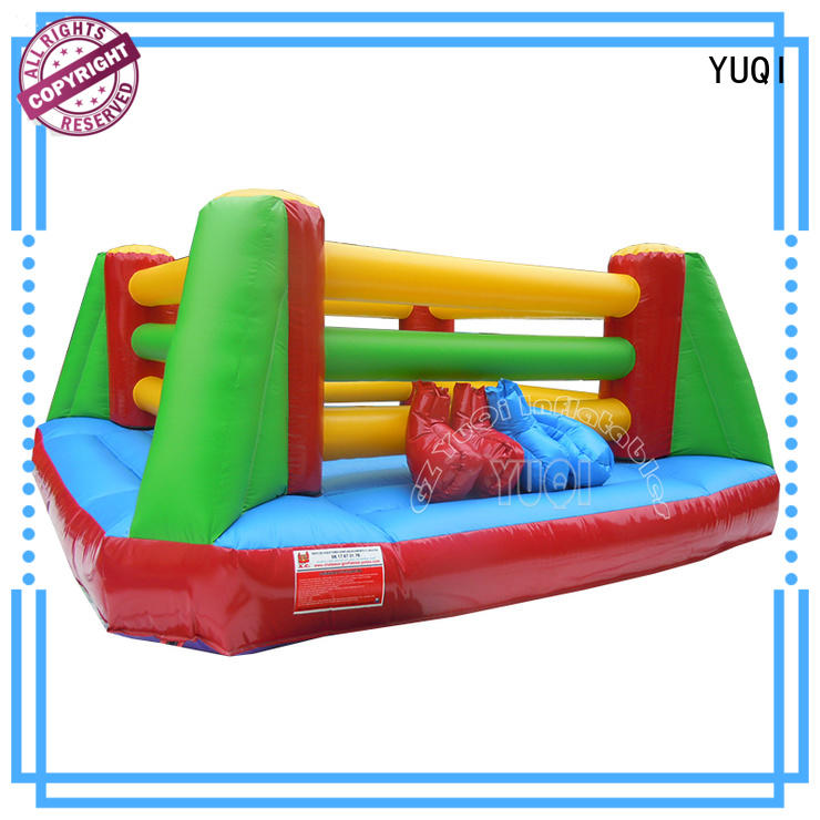 YUQI Top bubble ball suit Supply for kid