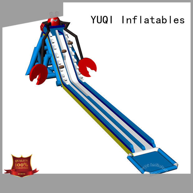 YUQI high quality toddler bounce house manufacturer for kid