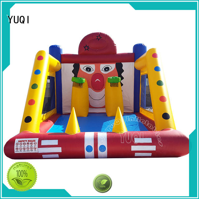 inflatable games for adults kids design Warranty YUQI